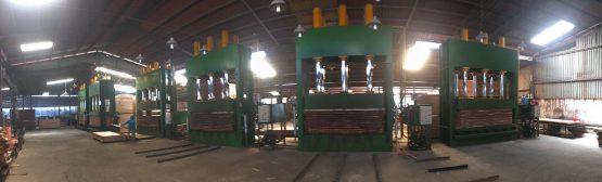 nhà máy sản xuất ván ép coppha 15mm của Somma