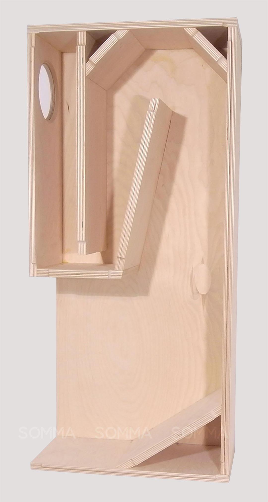 Ván ép đóng thùng loa gỗ cao su