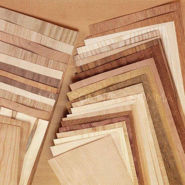 Tấm veneer vân gỗ