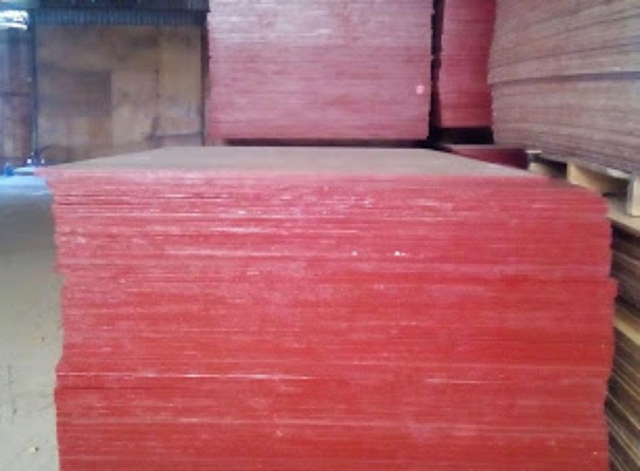 Thông số kỹ thuật của ván cốp pha đỏ
