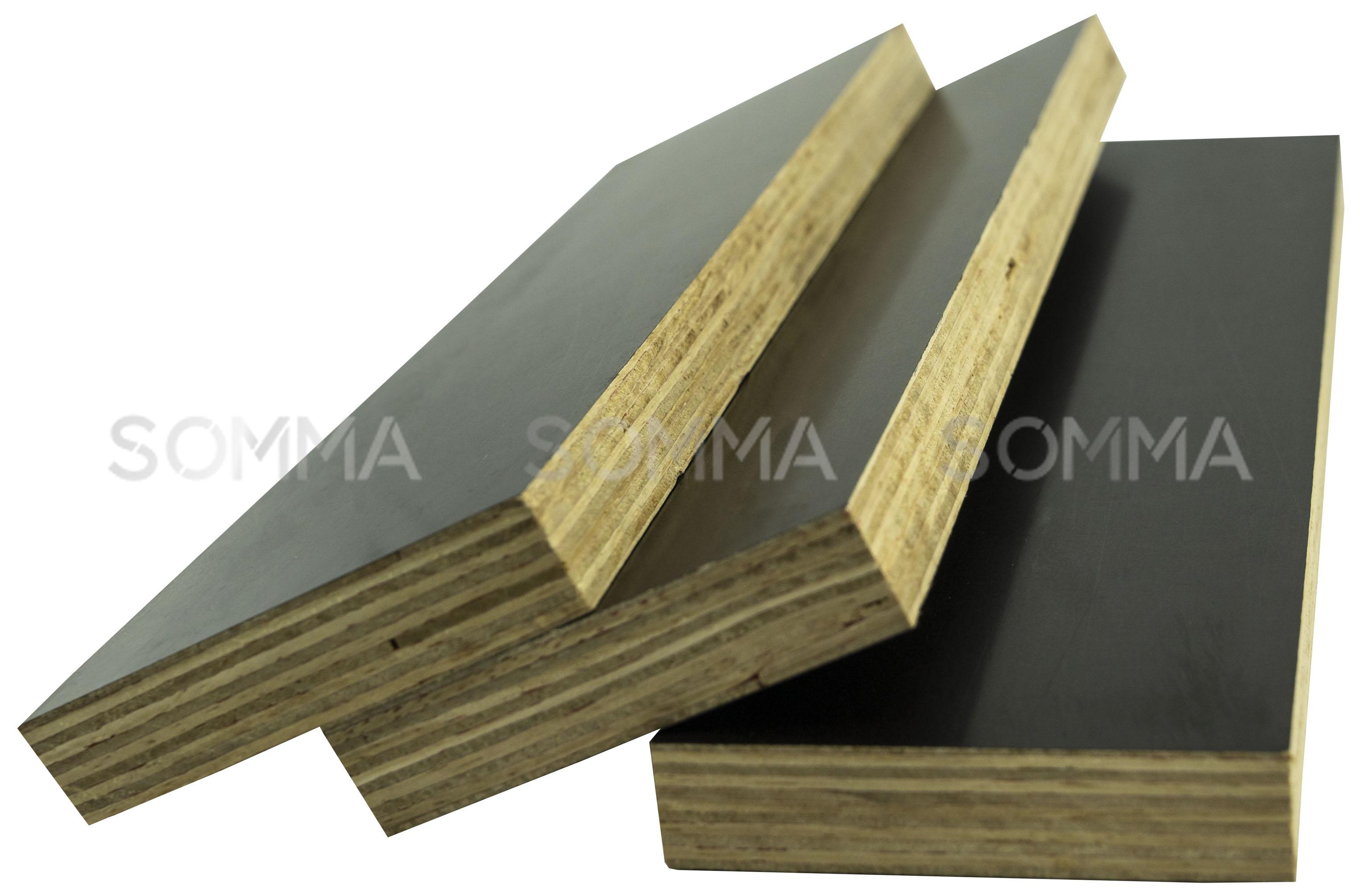 Somma plywood formwork