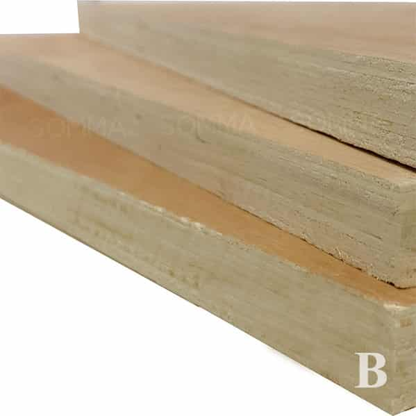 ván ép Plywood core A Vietnam rubber