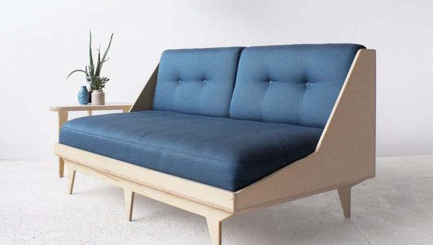 Quy trình sản xuất ván ép làm sofa