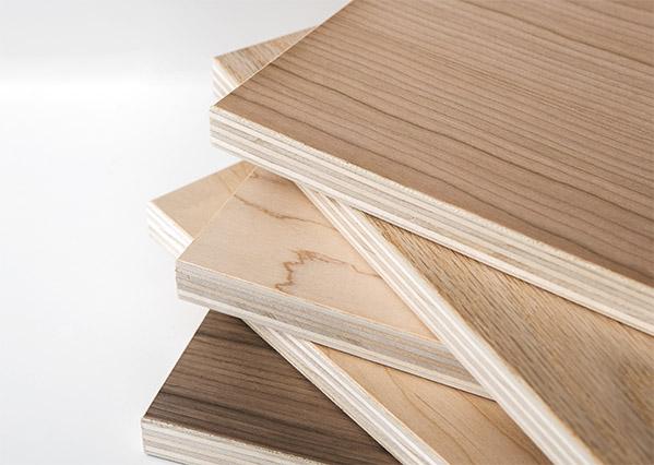 ván ép phủ lớp veneer gỗ tự nhiên trang trí