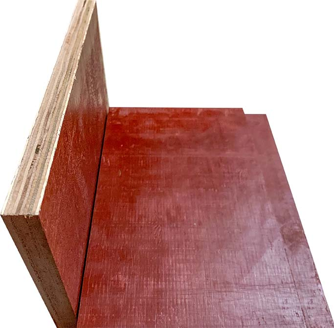 red coppha board