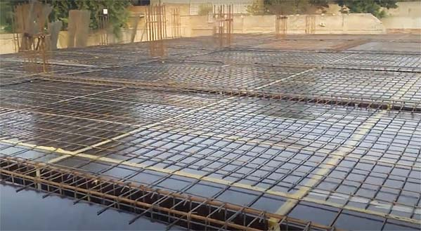 plywood formwork for construction