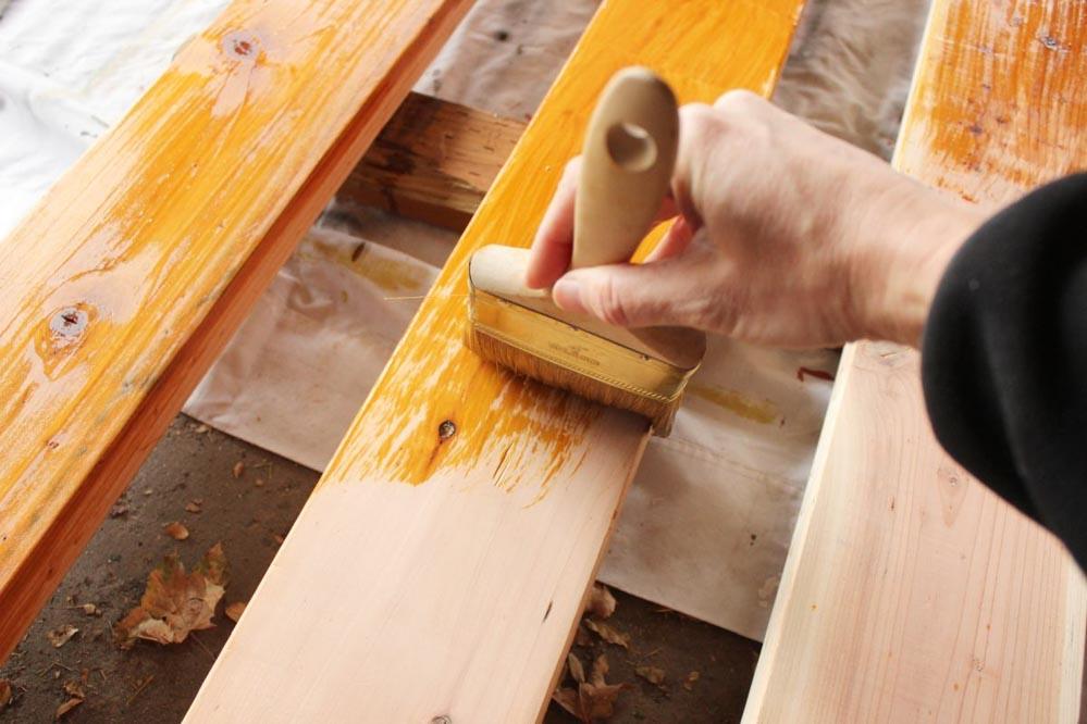 chống thấm cho gỗ
