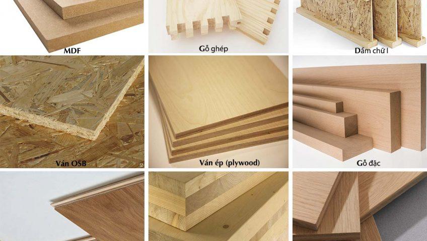 gỗ kỹ thuật